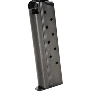 Springfield Armory 1911 Magazine 9 Rounds .38 Super Steel Blued PI6095