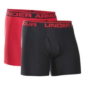 "Under Armour O-Series 6"" BoxerJock 2 Pack"