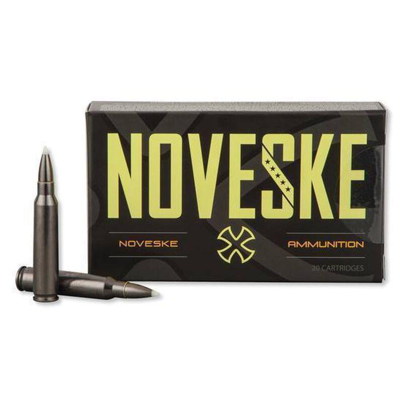 Noveske 5 56 NATO 60 Grain Nosler BGT 20 Round Box