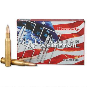 Hornady .270 Winchester Ammunition 20 Rounds InterLock SP 140 Grains