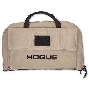 Hogue Gear Large Pistol Bag Front Pocket 6 Magazine Pouch Nylon FDE 59263