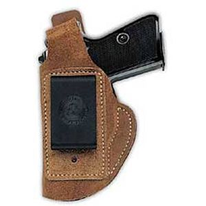 Galco Waistband Walther PPK Inside Waistband Holster Thumb Break Left Hand Leather Natural WB205