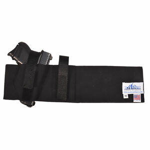 Blue Stone Safety Products Original Belly Holster XL Right Hand Nylon Black B121-004-RH