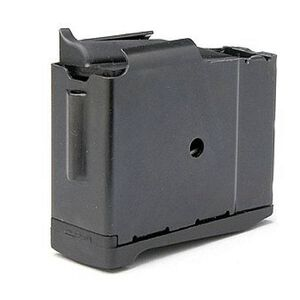 Ruger. Mini-30 Factory Magazine, 5 Rounds, 7.62x39, Black