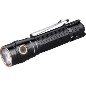 Fenix LD30 LED Flashlight Tactical EDC 1600 Lumen Rechargeable 18650 or CR123A Battery Aluminum Black