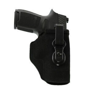 "Galco Tuck-N-Go 2.0 IWB Holster for Walther PPQ M2 4"" Ambi Leather Black"