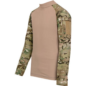 Tru-Spec T.R.U. Combat Shirt 50/50 Nylon Cotton Rip-Stop