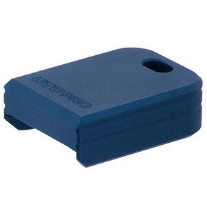 UTG PRO +0 Base Pad, SA XDm, Matte Blue Aluminum
