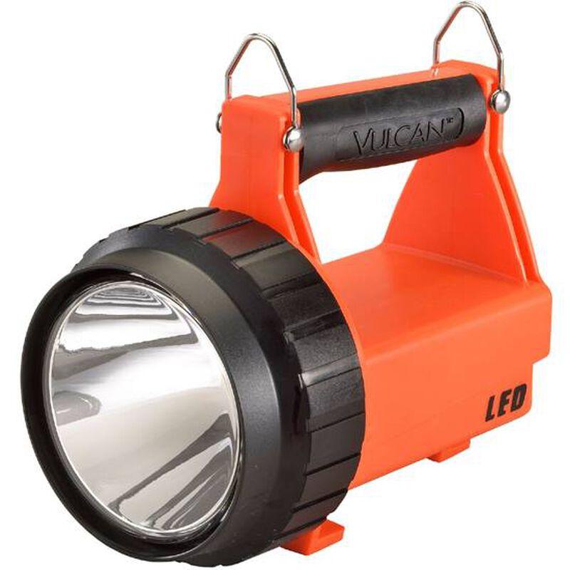 Streamlight Fire Vulcan LED Flashlight Thermoplastic Orange