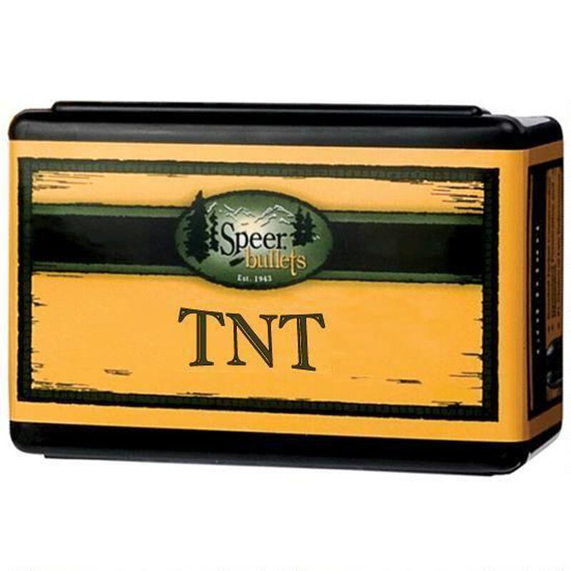 Speer TNT Varmint  22 Caliber  224