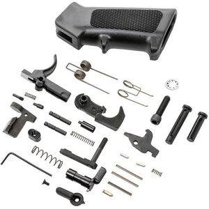 CMMG MK3 .308 AR Lower Parts Kit With Ambidextrous Safety Selector Black 38CA65F