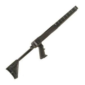 Champion Traps & Targets Lockarm Ruger 10/22 Stock Non-Folding Polymer Black 78077