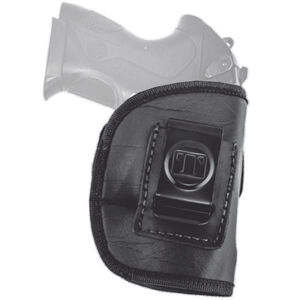 Tagua 4 In 1 IWB Holster S&W Bodyguard 380 Right Hand Nylon Black
