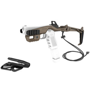 Recover Tactical 20/20NH Stabilizer Kit for Standard Frame GLOCK Pistol Brace Tan