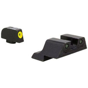 Trijicon HD XR Night Sight Set Yellow Front Outline for Glock Models 20/21/29/30/41 (including S and SF variants)