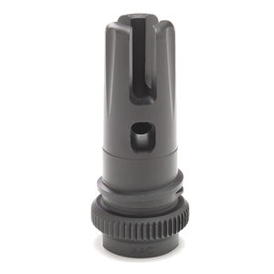 Advanced Armament Corporation BREAKOUT 2.0 Combo Muzzle Device 51T Ratchet-Taper Mount 5.56 NATO Threaded 1/2x28 Steel Nitride Finish Matte Black