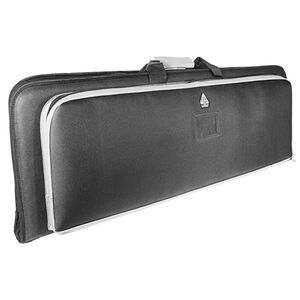 "UTG 42"" MC Homeland Security Covert Gun Case, Black/Gray"