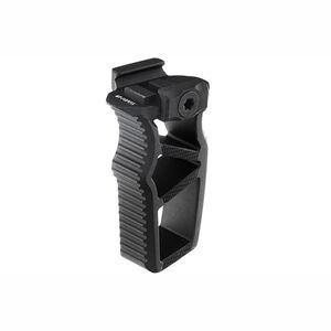 UTG Ultra Slim Foregrip Picatinny Matte Black MT-FGP01X