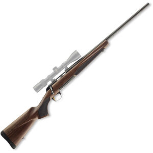 "Browning X-Bolt Hunter Bolt Action Rifle .270 WSM 23"" Barrel Blued 3 Rounds Walnut Stock Satin Finish 035208248"