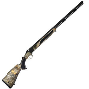 "Traditions Vortek StrikerFire Break Action Black Powder .50 Cal 28"" Barrel RealTree Edge and Nitride Finish Barrel"