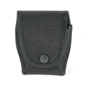 Uncle Mike's Undercover Single Handcuff Case Black Cordura