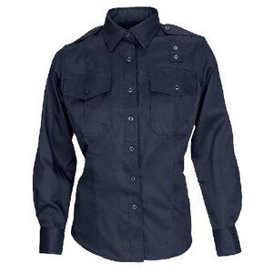 5.11 Tactical Women's PDU L/S Class A Shirt Large Reg Black