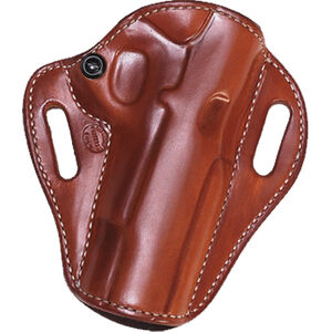 EPS Crosshair Belt Holster GLOCK 42 Right Brown