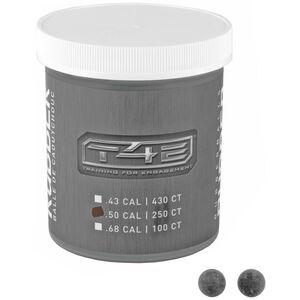 Umarex, T4E, .50 Cal Rubber Ball Ammo, 250 Count