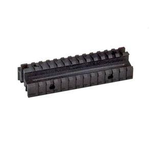 Weaver AR-15 Tri-Rail mount System For Flat Top Upper Receivers Matte Black 48323