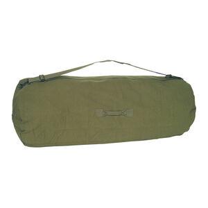"Fox Outdoor GI Style Zippered Duffle Bag 30""x50"" OD Green 40-45"