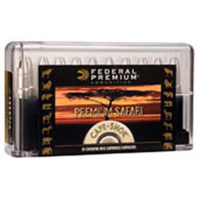 Federal 458 Win Mag 500 Grain Swift A-Frame 20 Round Box