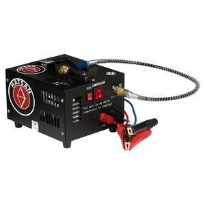 Hatsan TactAir Spark Pre-Charged Pneumatic Portable Compressor 4500 PSI (310 BAR) 12 Volt