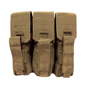 5ive Star Gear AKTP-5S AK-47 Mag Pouch MOLLE Compatible Coyote