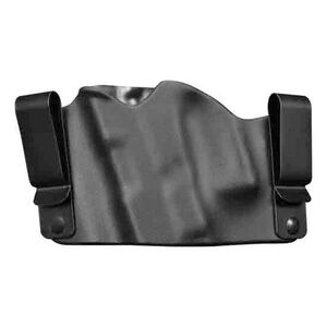 Phalanx Defense Systems Stealth Operator Compact Multi-Fit IWB Holster Left Hand Polymer Black