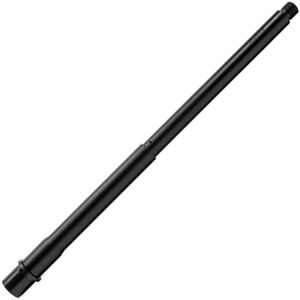 "New Frontier AR-15 16"" Heavy Barrel 7.62x39 1:10 Twist Threaded 5/8x24 TPI M4 Feed Ramps Black Finish"