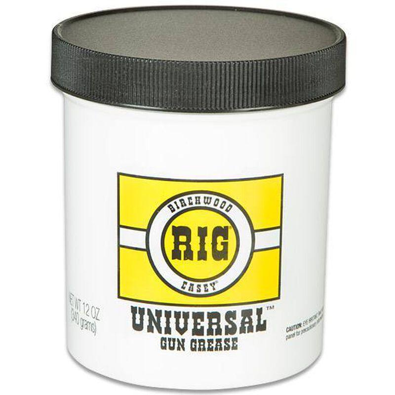 Birchwood Casey RIG Universal Gun Grease, 12 Ounce Jar, Box of 6