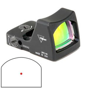 Trijicon RMR LED Sight 3.25 MOA Red Dot No Mount Black RM01