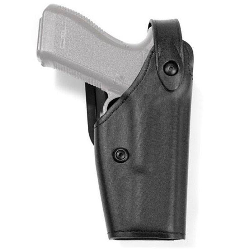 Safariland 6280 SLS Mid-Ride Holster Glock 20, 21 Level 2 Retention Right Hand SafariLaminate STX Tactical Black 6280-383-131