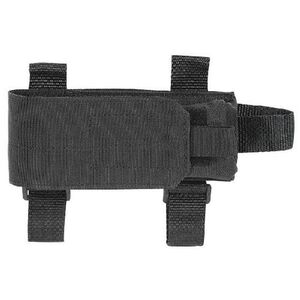 Voodoo Tactical Buttstock Magazine Pouch Holds One AR-15 Type 30 Rounds Magazine Fits Most Stocks Nylon Black 929001000