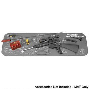 Wheeler AR-15 Delta Series Maintenance Mat 156824