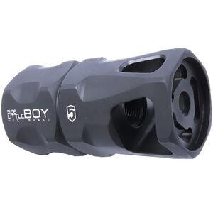 Phase 5 littleBOY Hex Break .223 Rem/5.56 NATO AR-15 Muzzle Brake with Crush Washer 1/2x28 TPI Steel littleBOY-556