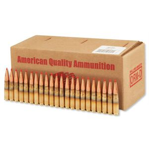 American Quality .300 Blackout Ammunition 250 Rounds Hornady AMAX 208 Grains N300208VP250