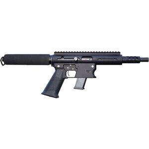 "TNW Aero Survival Semi Auto Pistol 10mm Auto 8"" Quick Change Barrel 10 Rounds GLOCK Style Mag Aluminum Black"