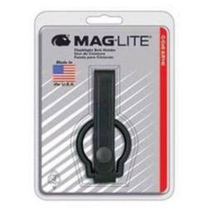 MagLite Belt Holder Black Leather ASXC046