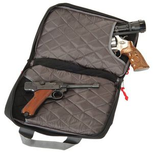 G-Outdoors Quad Pistol Case Nylon Digital Camoflage 1310PCDC