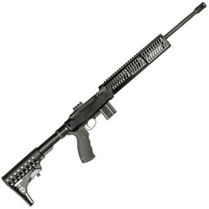 "Inland M30-C Carbine Semi Auto Rifle .30 Carbine 16.25"" Barrel 10 Rounds Aluminum Sage EBR Chassis System with Adjustable Stock Black Finish"