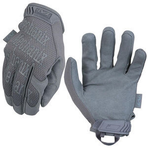 "Mechanix Wear ""The Original"" Glove Synthetic Leather Palm Small Coyote MG-72-008"