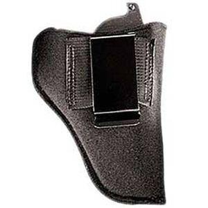 "GunMate Inside Pant Holster Ambidextrous 2.25"" S&W J Frame Nylon Black"