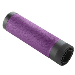 """Hogue AR-15/M16 7"""" Free Float Hand Guard With OverMolded Rubber Gripping Area 6061 Aircraft Aluminum Purple Finish"""