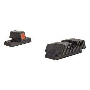 Trijicon Beretta APX HD Night Sight Set Orange Front Outline